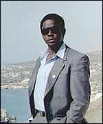 Sierra Leone Retired Captain Valentine M Strasser Breaks His