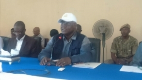 Ebola sensitization: President Koroma in Kambia, Port Loko