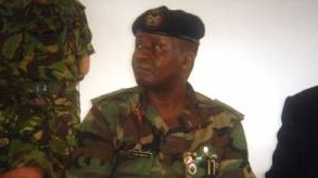 Sierra Leone: Workshop for Army Officers