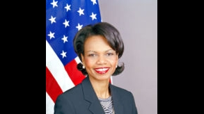 """Democracy and Development Intrinsically Linked""--- Rice"