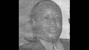 Samuel Sam-Sumana is APC Running Mate