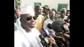 """Every Gambian Will Soon be Rich""—Jammeh"
