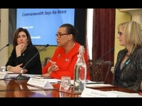 Commonwealth teams up with 'NO MORE' initiative