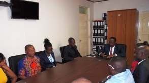 South Korea: Sierra Leone community meets with ambassador
