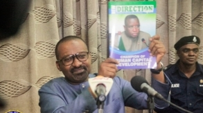 Sierra Leone: Vice President launches New Direction magazine