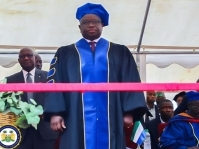 Liberia: President Julius Maada Bio receives Honorary Doctorate