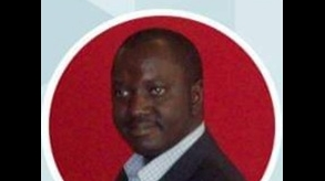 Dr. Fouard Kanu, public health specialist from Tonkolili district
