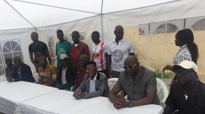 YUSA donates to schools in Yoni Chiefdom