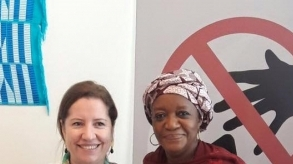 A week in the life of Madam Zainab Bangura