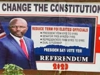 Liberia: Dual citizenship rejected by referendum