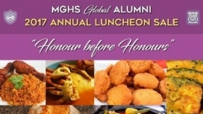 MGHS Global Alumni Luncheon Sale