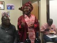 Photo News: Beatrice Conteh re-elected President APC Washington Chapter