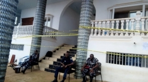 Freetown: ACC seizes Kemoh Sesay's house