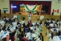 CAUSE CANADA executive director at Sierra Leone Independence celebration