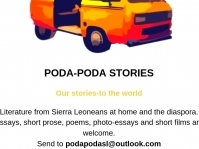 Writing opportunity for Sierra Leonean writers