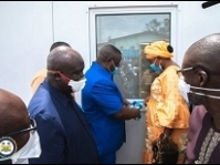 Sierra Leone: President Bio commissions Care and Treatment facilities