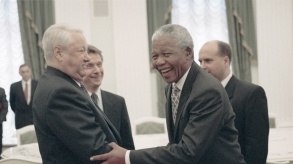 Dedicated to Mandela's centenary: Russia discovers Africa