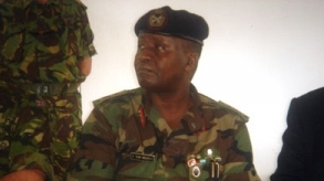 """No More Impunity for Soldiers""----Army Chief"