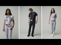 Canadian designer launches first-ever sustainable Anti-Viral medical scrubs