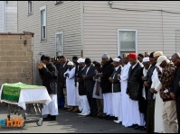 New Jersey: Photo Display on Late Sekou Dauda Bangura Funeral