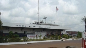 Liberia starts expansion of Roberts International Airport