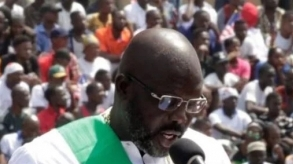 Liberia: President George Weah's inauguration speech