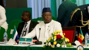 President Bio urges action on ECOWAS forensic audit report