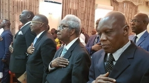 Sierra Leone: Judges of the Commission of Inquiry subscribe to Oath of Office