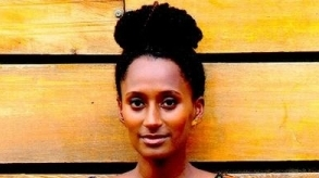 Eritrean writer Hannah Pool