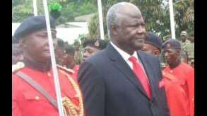 Koroma delivers first address to parliament