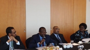Seoul: Sierra Leone hosts monthly meeting of African ambassadors