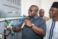 President Bio opens new King Harman Maternal and Child Hospital in Freetown