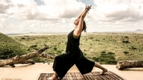 Sababu Safaris offers yoga and healing retreat in Tanzania