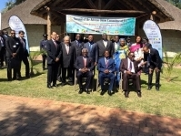President Koroma in Zambia on C-10 issues
