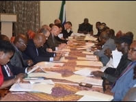 President Koroma chairs consultative meeting on the reopening of schools