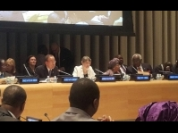 Speech by President Koroma at the United Nations