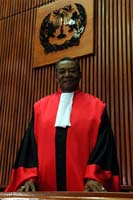 Special Court: Gelaga-King is New Presiding Judge
