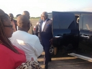 President Koroma back home from China
