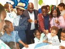 Independence: Sierra Leoneans celebrate in Switzerland