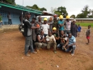 GIZ, OSIWA, the Playhouse Foundation and the Danké Foundation provide solar electrification in schools in Kono District