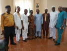 VP Juldeh Jalloh pays courtesy call on FCC