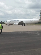 First direct flight from Sierra Leone to Banjul, Dakar