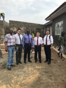 Freetown: South Koreans to construct low cost houses for landslide victims