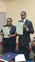 LAB, Office of Ombudsman sign MoU