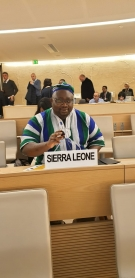 Geneva: Statement by Sierra Leone at 40th Human Rights Council