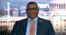 President Julius Maada Bio on Bloomberg TV