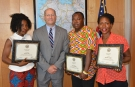 Freetown: Three journalists win US embassy Fellowship award