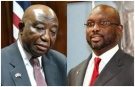 Liberian 2017 presidential election: First round saga