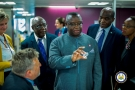 Antwerp: President Bio calls for diamonds to be cut and polished in Sierra Leone