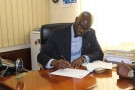 ACC Commissioner signs MoU with DfID